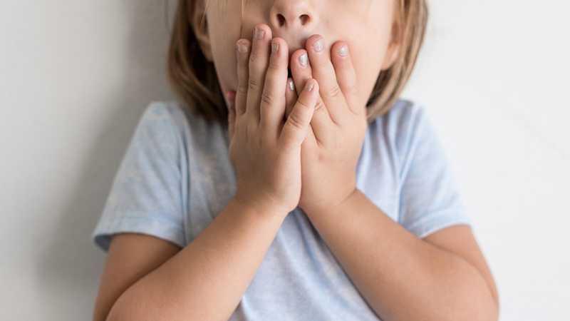 Заикания у ребёнка