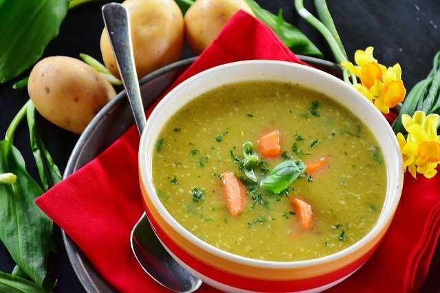 Как подобрать для ребёнка суп