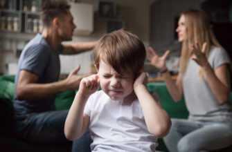 Развод не во вред ребёнку