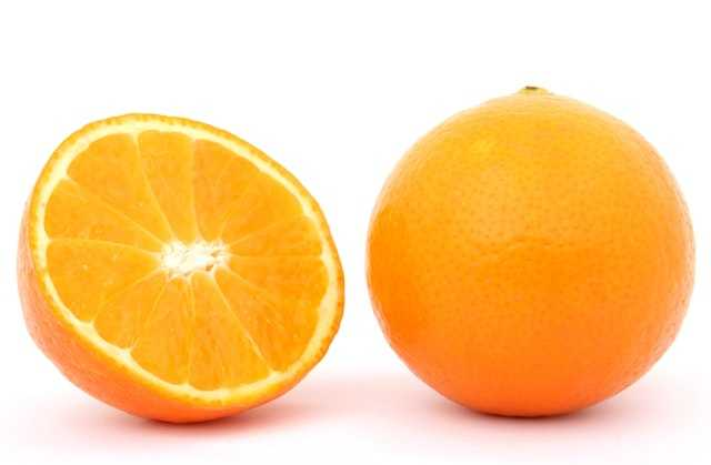 Апельсины для приготовления курицы
